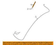 MITSUBISHI OEM 11-16 Lancer-Antenna Mast 8723A122