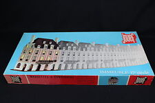 W085 JOUEF Train maquette 1969 Immeuble 17e siecle ville 17 th century building