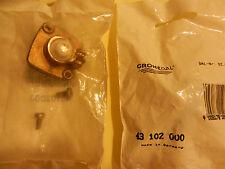 GROHE DECKEL 43102, 43102000, passend zu Druckspüler, DAL, 02.01.1500
