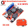 1/2/5PCS DC-DC Step Up Down Boost Buck Voltage Converter Module XL6019 LM2596S