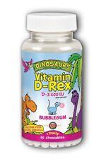 Vitamin D-Rex Kal 90 Chewable