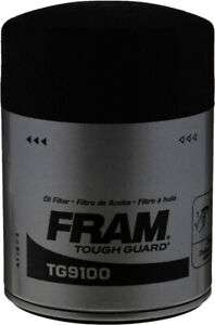 Engine Oil Filter-Tough Guard Fram TG9100
