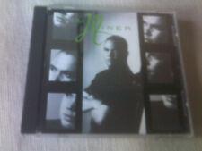 TIM MINER - TIM MINER - 1992 R&B CD ALBUM - MOTOWN RECORDS