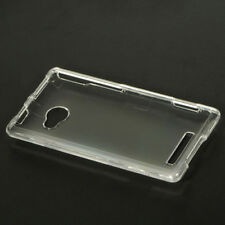 For HTC Windows 8X  HARD Protector Case Snap On Phone Cover Clear