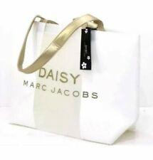 Marc Jacobs Perfume Tote Bag Optic White/Gold New Sealed