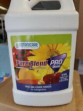 Botanicare Pure Blend Pro Bloom 1 Gallon Hydroponics Nutrient 2-3-5 Base Flower