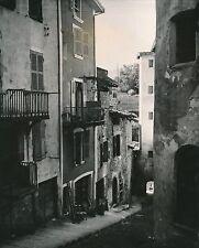 PONT EN ROYANS c. 1938 -  Maisons Rue du Village  Isère - Div 11272
