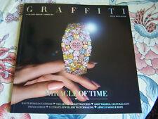 Graffiti Graff Magazine Summer 2014 Special Watch Edition Andy Warhol article