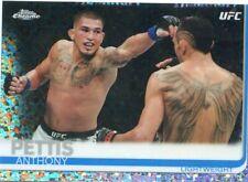 2019 TOPPS UFC CHROME REFRACTOR DIAMOND HOT BOX  ANTHONY PETTIS #22