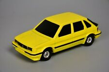 R&L Diecast: Austin/Rover MG Maestro 1600, Yellow, Unboxed