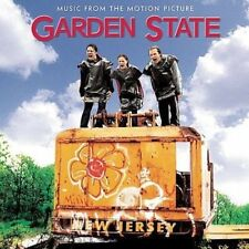 GARDEN STATE Soundtrack (Gold Series) CD NEW Coldplay  The Shins Colin Hay Frou