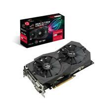 ASUS ROG-STRIX-RX570-O8G-GAMING OC Edition 8 GB GDDR5 2 x DVI, HDMI, DisplayPort