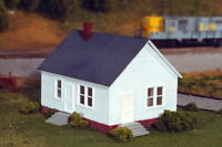 RIX 6280201 HO SMALLTOWN CAPECOD HOUSE Model Railroad Building Kit FREE SHIP