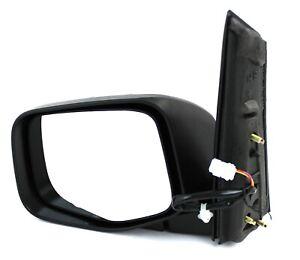 For 2011-2013 HONDA ODYSSEY Right Side Mirror Black Power Mirror Adjustment