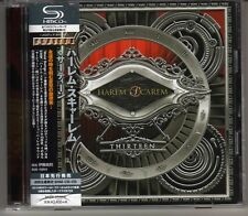 HAREM SCAREM: THIRTEEN 2 CD SET JAPANESE IMPORT HARD ROCK OUT OF PRINT
