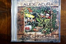 Alex Acuna And The Unknowns - Thinking Of You - (1992) CD RSA, VG CDBRT 006