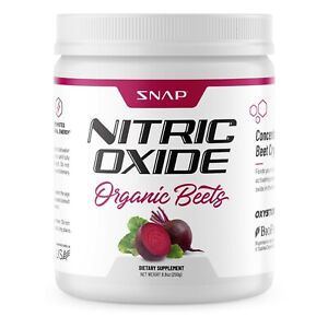 Beet Root Powder Nitric Oxide Organic Beets Supports Blood Pressure Heart Health