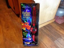 2017 OF DRAGONS, FAIRIES, & WIZARDS--WIZARD WAND--VOG MIGHTY RED DRAGON (NEW)