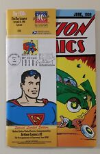 Action Comics #1 United States Postal Service Commemorative Reissue w Stamp USPS