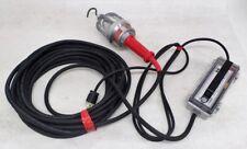 Larson Explosion Proof Hand Lamp EPL-120X1224-50-75W-120 50' Cord Inline Transfo