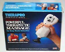 Therapro Powerful Therapeutic Massage Pro Massager Electric Portable Deep Muscle