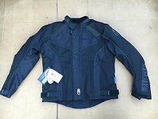 "Richa Mens Textile Motorcycle / Motorbike Jacket Size UK 42"" - 44"" Chest (B17)"