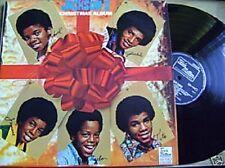"MICHAEL JACKSON-5 ~ ""CHRISTMAS ALBUM""~""VG+"" BLACK-UK TAM/MOT LABEL ~ LP!!!"