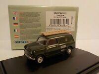 Model Car, Mini Van - Post Office, 1/76 New