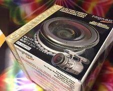 Raynox MX-3062 PRO 0.3x Semi-Fisheye WIDE Lens 43-52-62mm Camera Camcorder Video