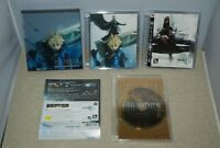 Blu-ray FINAL FANTASY VII 7 ADVENT CHILDREN w/ Special Disc DVD Japan FF7 BD