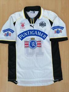 Vastic #10 SK Sturm Graz Vintage Football Jersey 1999 2000 L Trikot Austria