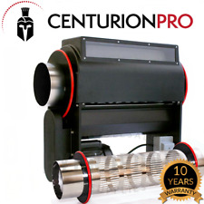 *NEW* Centurion Pro Mini Trimmer w/ 2 Electropolished Tumblers - WET and DRY
