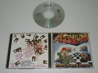 Asylum/Home Sweet Home (RUDECD006) CD Album