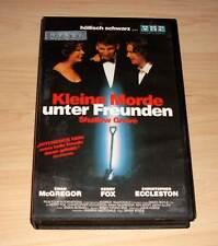 VHS - Kleine Morde unter Freunden - Shallow Grave - Videofilm - Videokassette