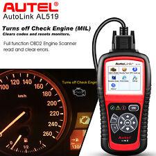 Autel AutoLink AL519 OBD2 Auto Diagnostic Tool Engine Check Code Reader Scanner