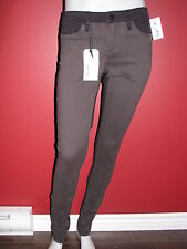 CHIP & PEPPER Women's Grey/Black Syd Skinny Jeans - Size 27 - NWT $78