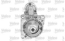 VALEO Motor de arranque 2kW 12V para FIAT DOBLO PUNTO GRANDE STRADA PALIO IDEA