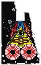Twilight Zone Pinball Machine Mini Playfield 36-50020-1 Free Shipping! New!