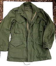 U.S.Army Korean War Field Jacket w/Detachable Hood, 1951, size Long-Small