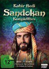 Sandokan - Komplettbox - Die komplette Serie mit Kabir Bedi - Fernsehjuwelen DVD