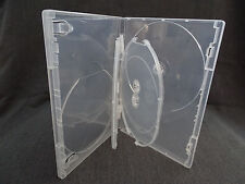 DVD COVER / CASES CLEAR - SINGLE 5 DISC - VIVA - 14MM - QUANTITY 1 ONLY