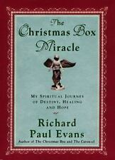 The Christmas Box Miracle by Richard Paul Evans (2013, Paperback-m) Novel