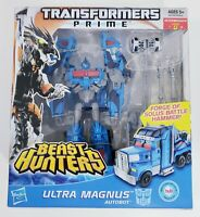 Transformers Prime Beast Hunters Voyager Class Autobot Ultra Magnus