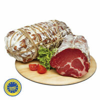 (30€/kg) Coppa di Parma g.g.A., original italienische Rohschinkenspezialität