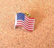 Us U.S. United States American Flag lapel pin