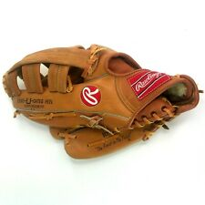 "VINTAGE Rawlings Super Size RSG2 Left Handed Thrower 13"" Baseball Glove LHT NEW"