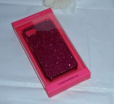 Victoria's Secret Bling Pink Glitter Sparkle iPhone 4/4S Hard Case Cover NEW