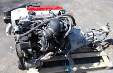 Mercedes CLK Motor 200 K Kompressor 1998ccm + 6 Gang Getriebe Handschaltung W208