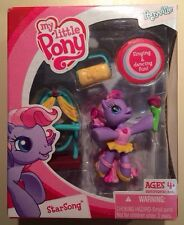 My Little Pony Ponyville StarSong Singing & Dancing Fun Playset NEW-Ships Free