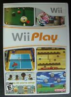 WII PLAY NINTENDO WII GAME